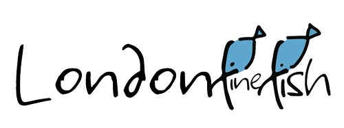 London Fine Fish logo